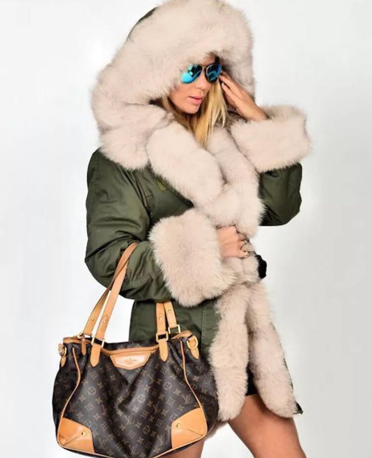 Fashion coat high quality