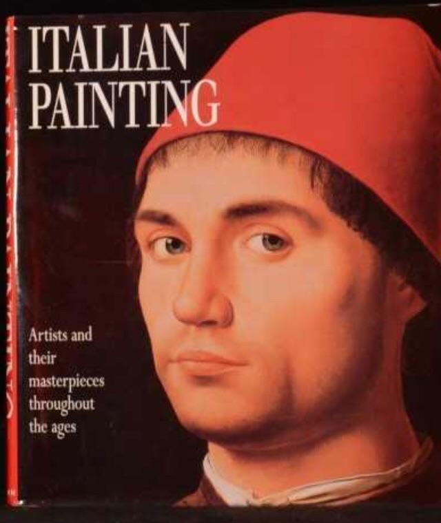 BOOK - ITALIAN PAINTING