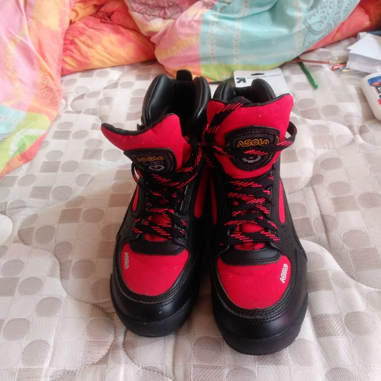 Asolo boots 4 in kids