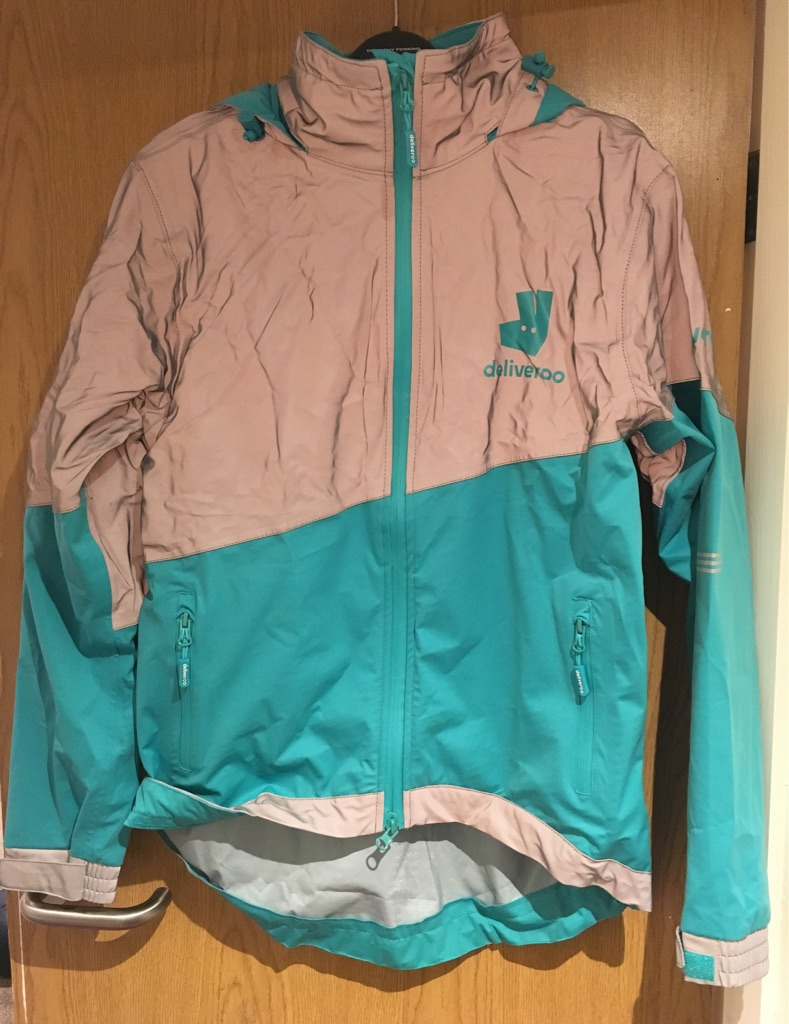Deliveroo Jacket (small)