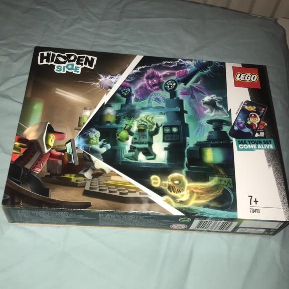 Lego toy set - unopened