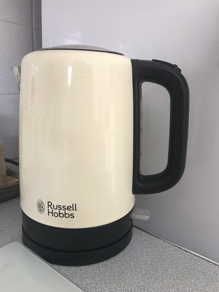 Russell Hobbs kettle