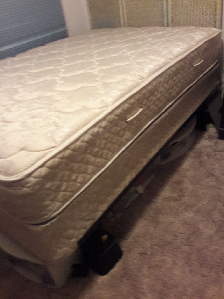 Mattress, full size.