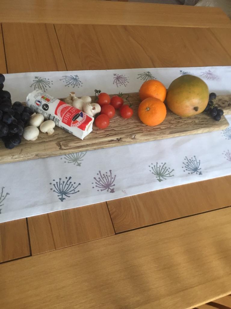 Handmade platter