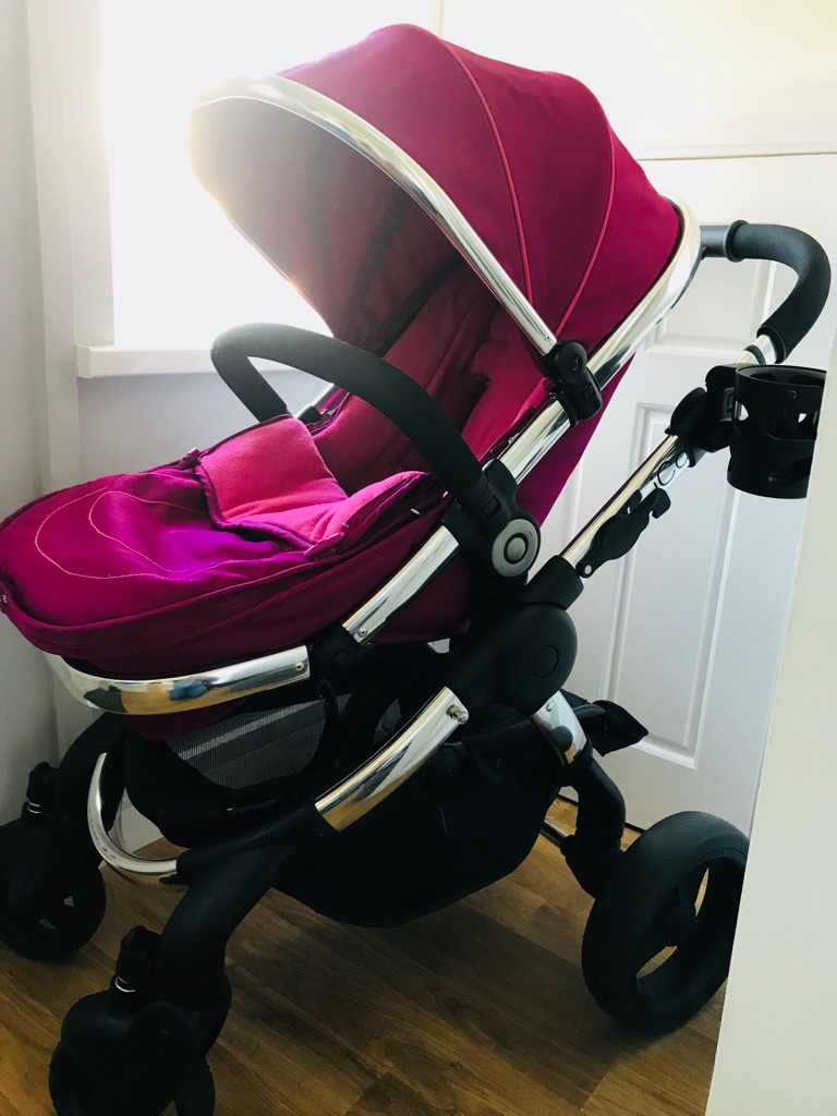 Icandy peach 3 pushchair for sale