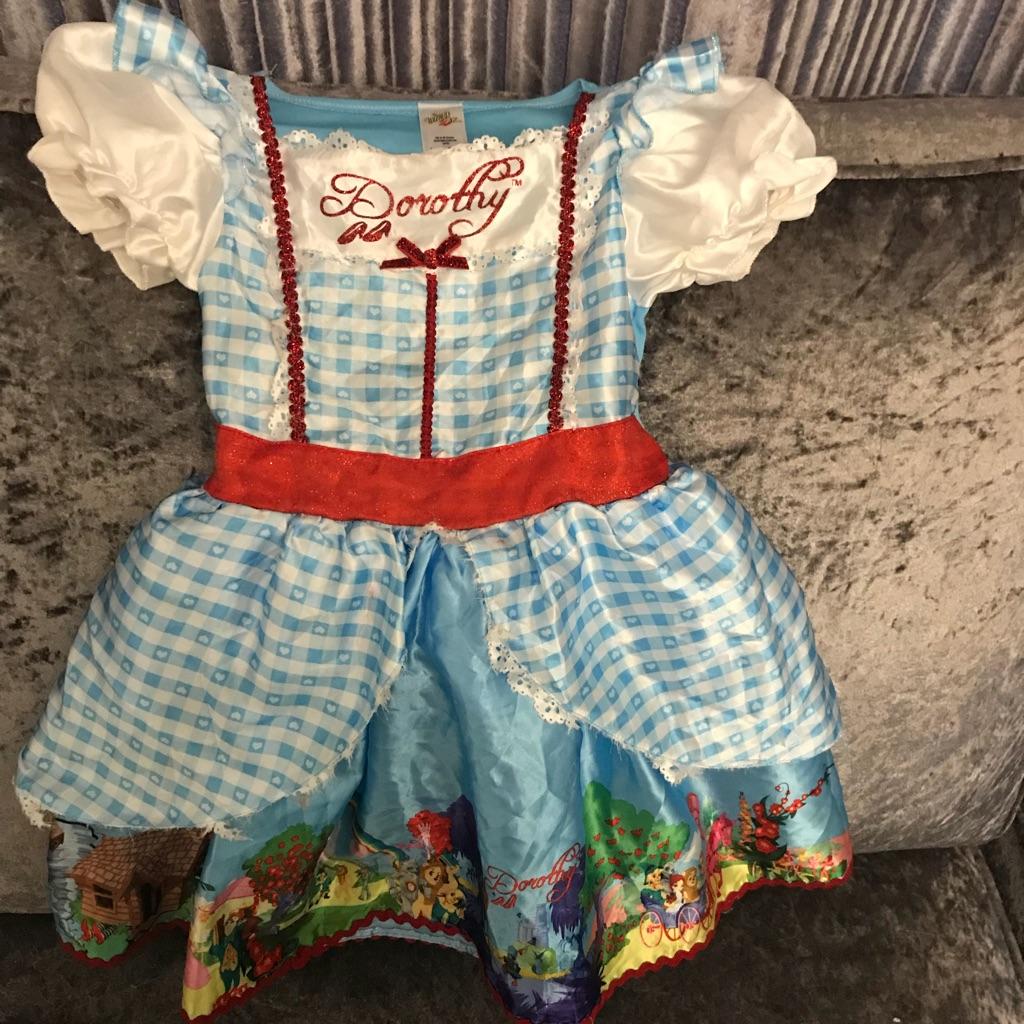 Dorothy oz costume