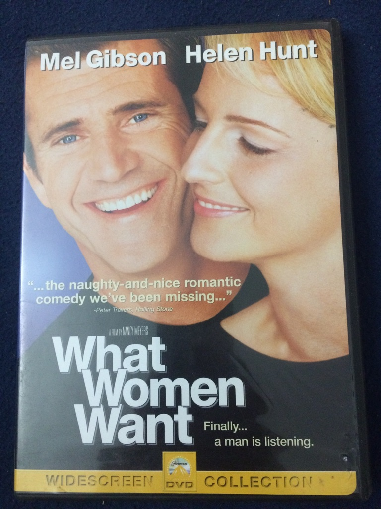 What women want DVD