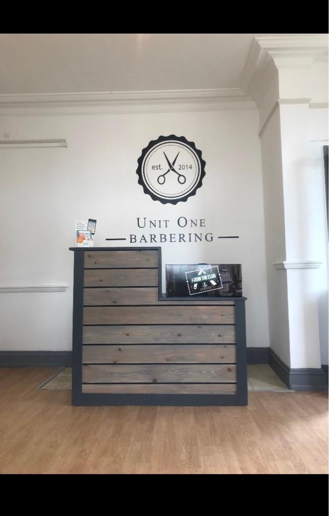 Shop counters/ reception desks
