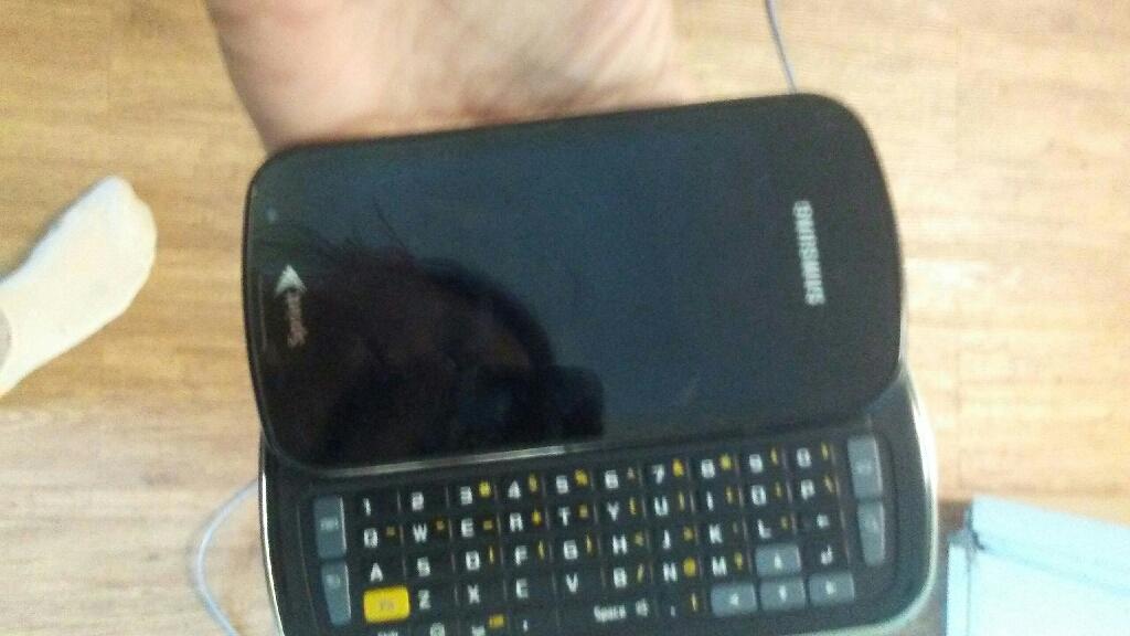 Slide cell phone