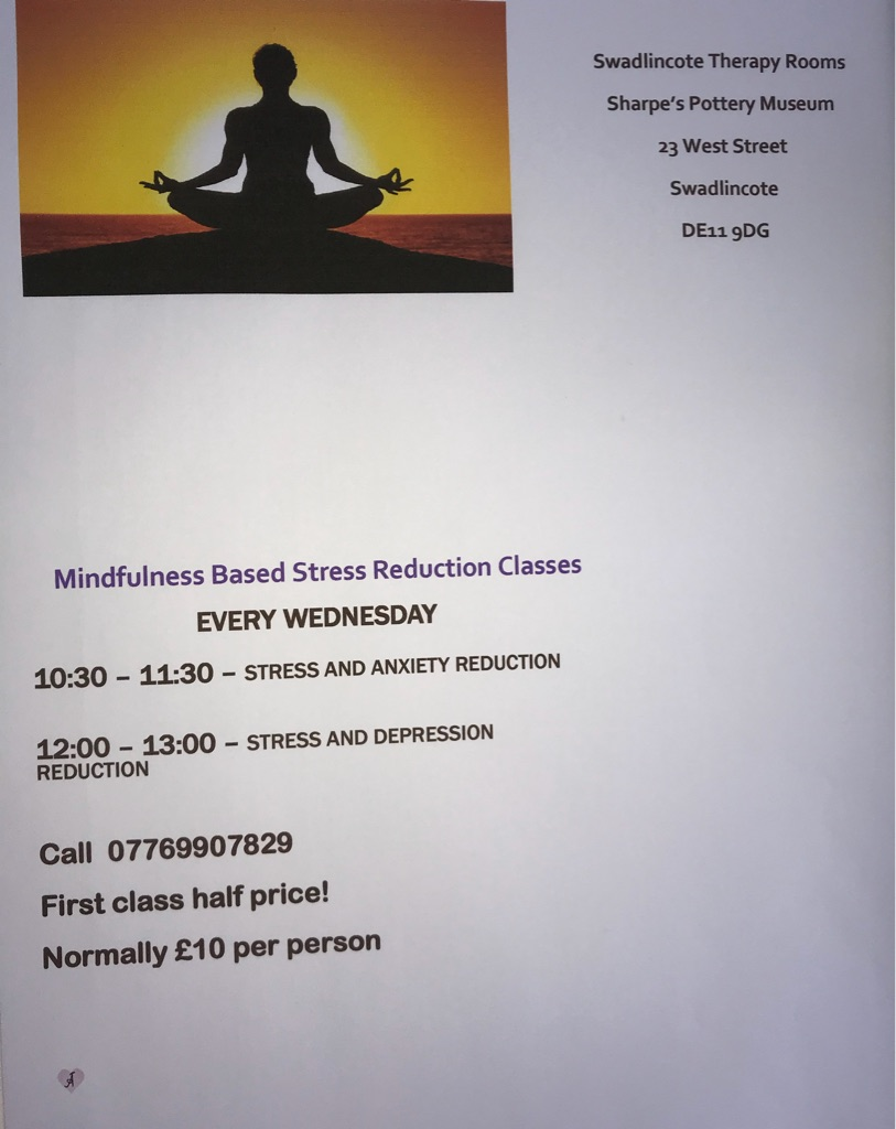 Stress Reduction Classes