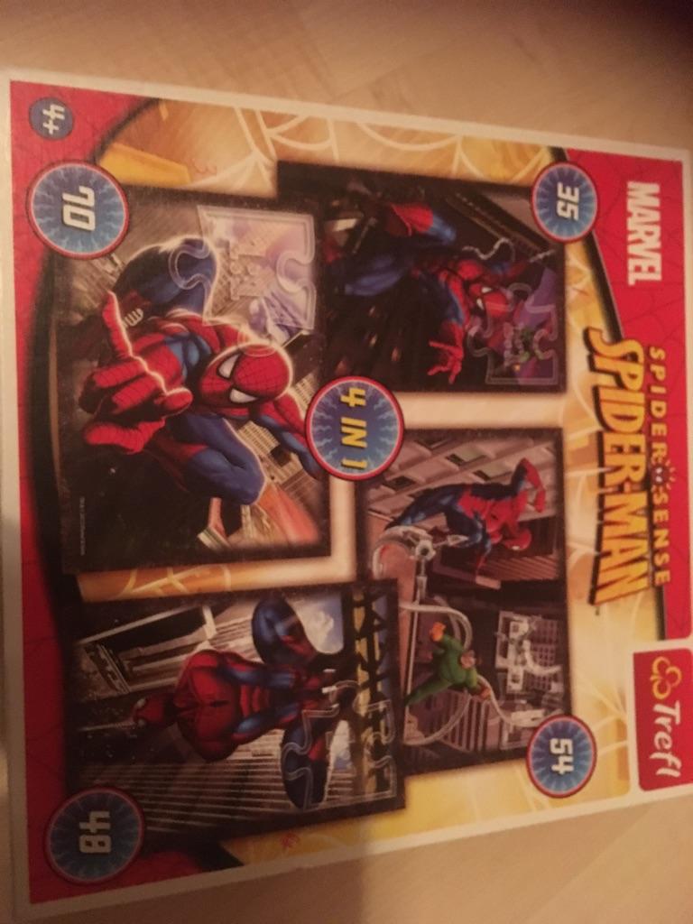 Junior jigsaw puzzle - Marvel