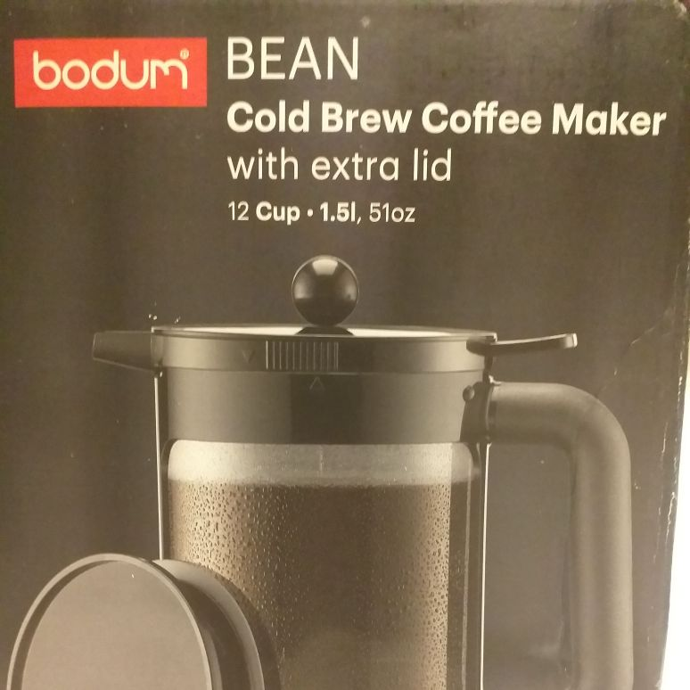 Coffee maker. New