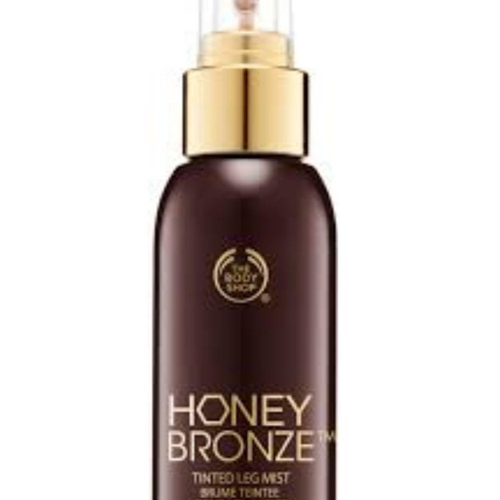Honey Bronze Leg Mist