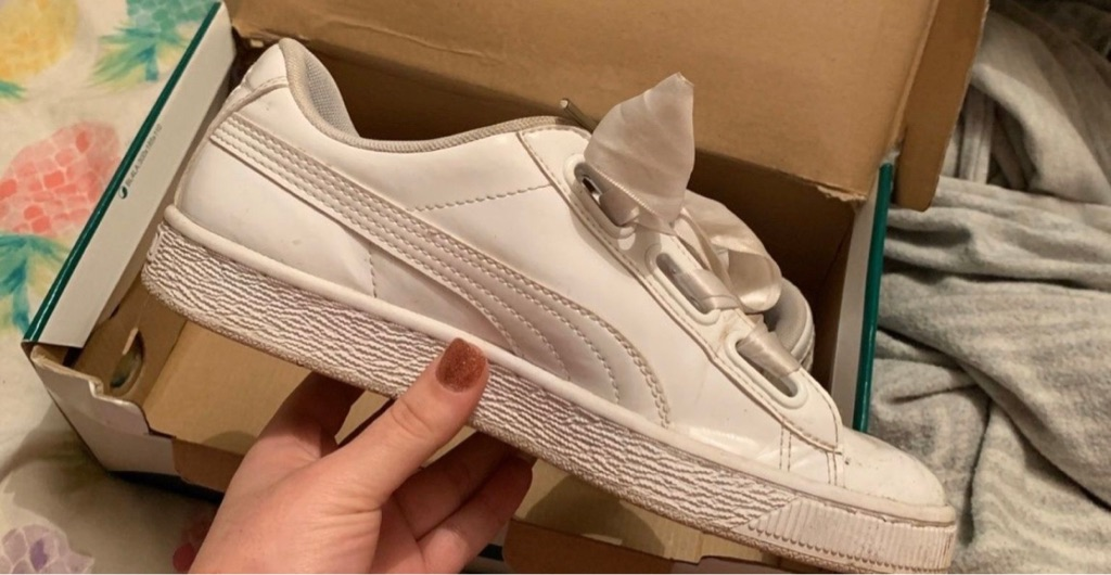 SIZE 6 pumas / open to offers