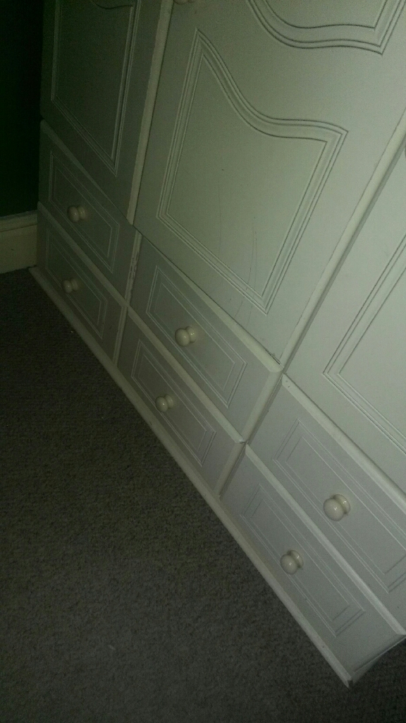 Wardrobes solid vintage character for sale