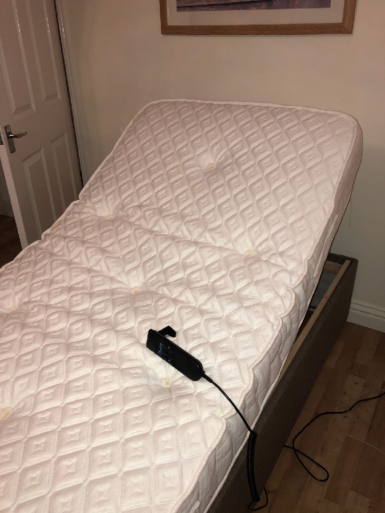 Mobility Bed with Matress. Brand New