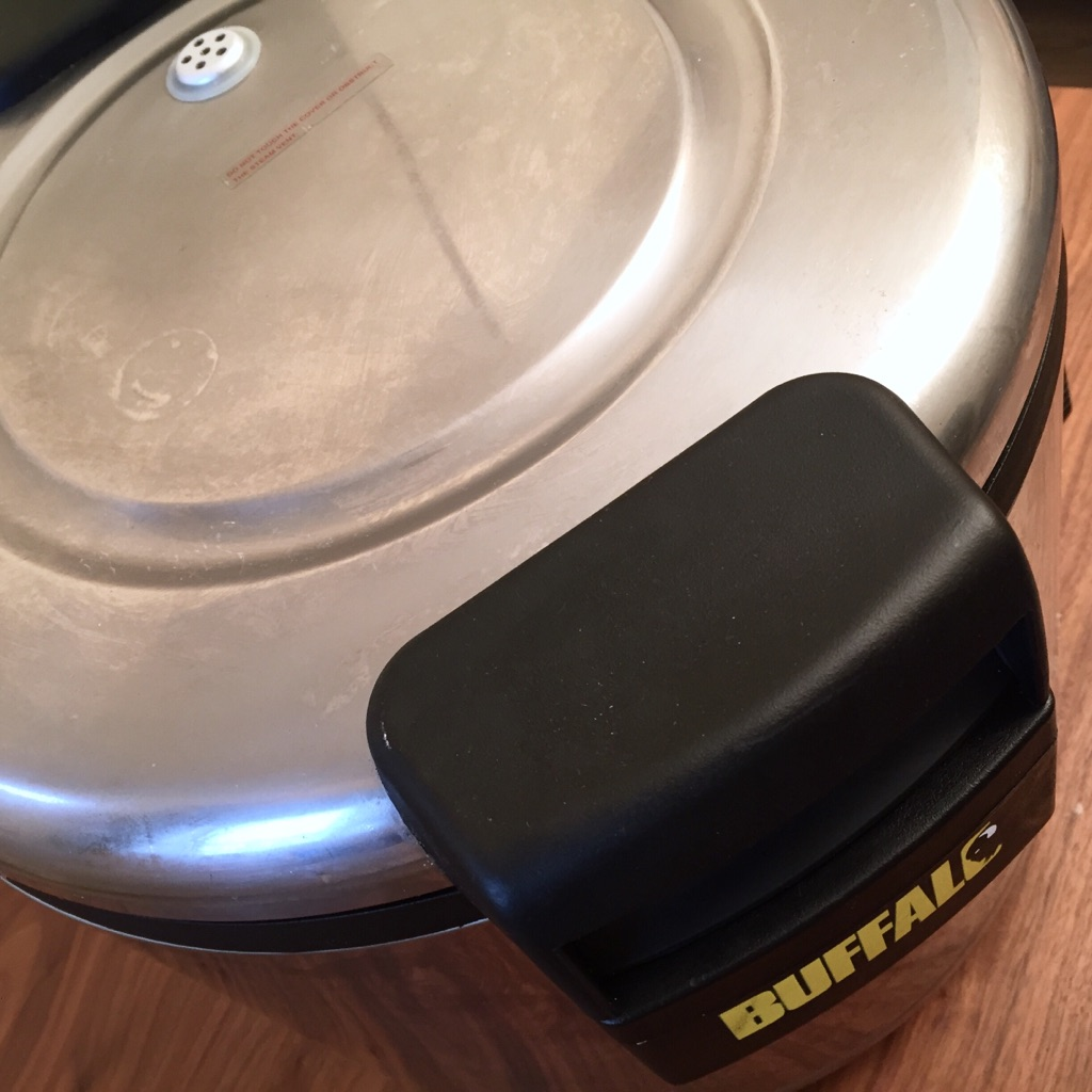 Commercial Rice Cooker 6 litre