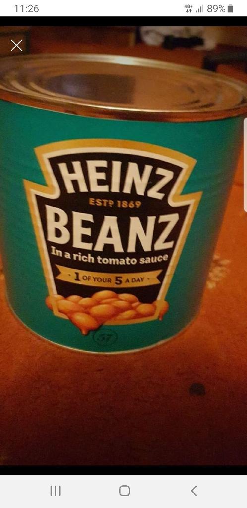 HEINE BEANZ