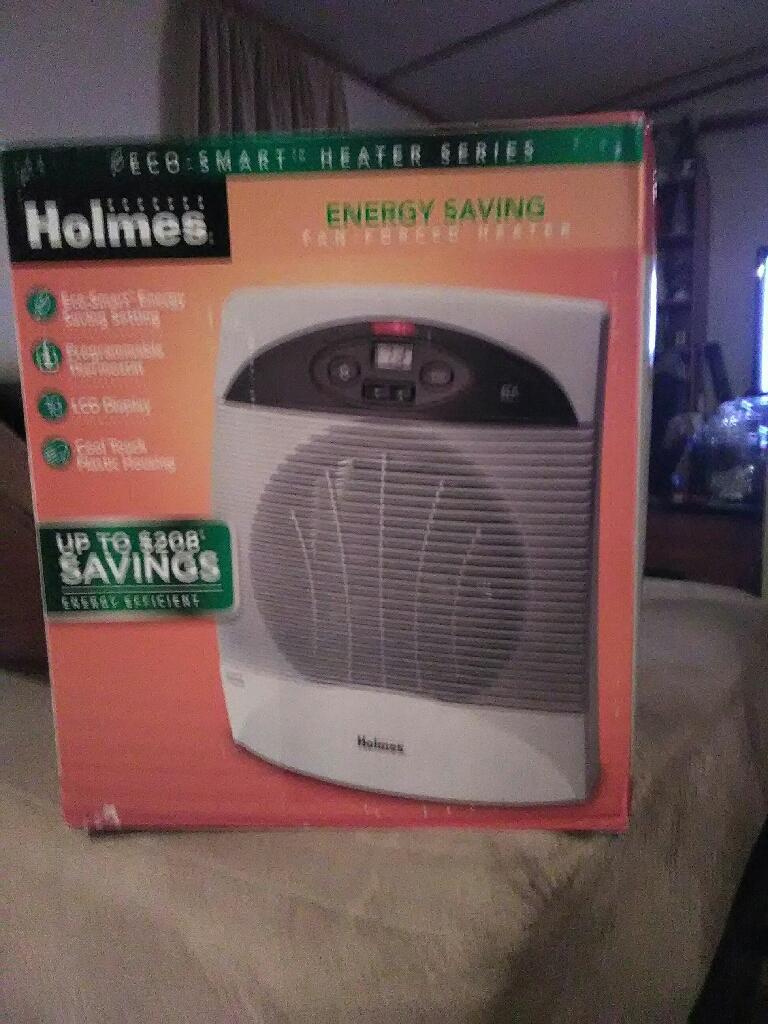 Digital heater