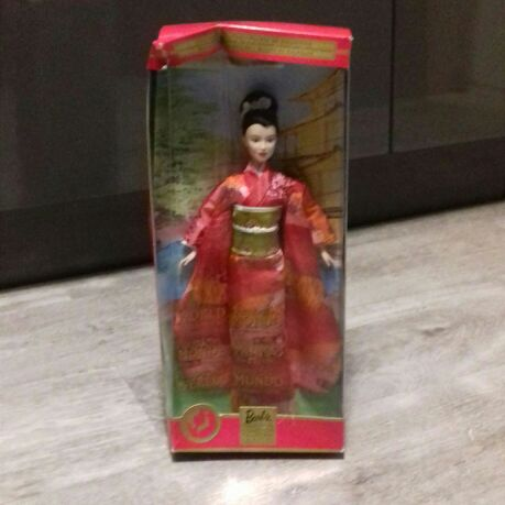 Barbie Collectors Edition Princess of Japan Doll