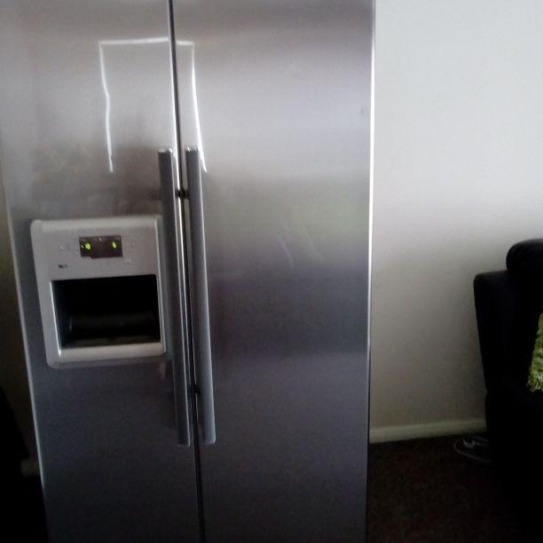 Ikea American fridge freezer