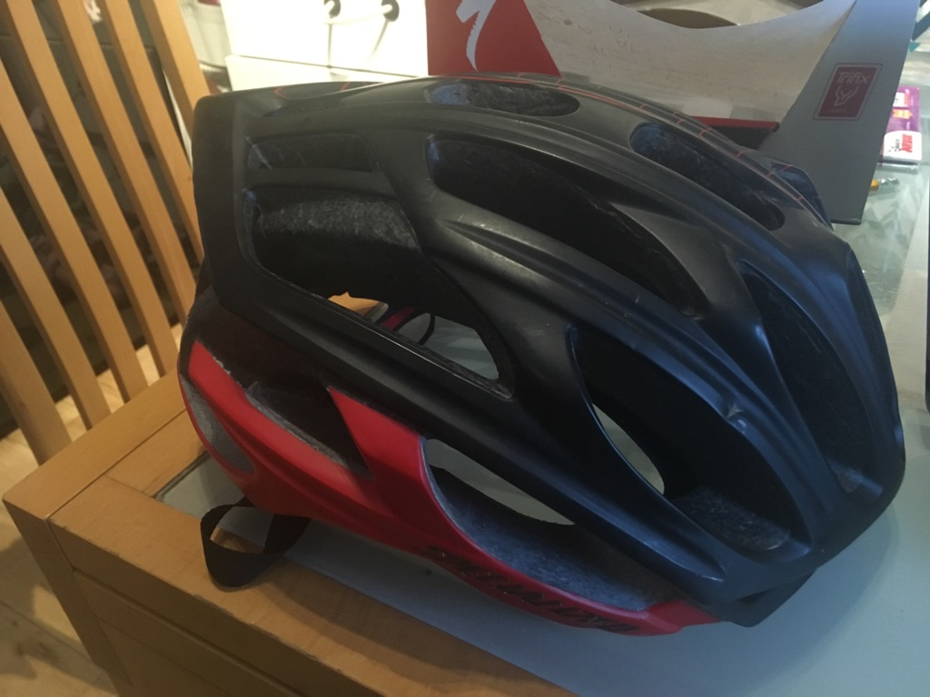 Specialized S works large cycle helmet