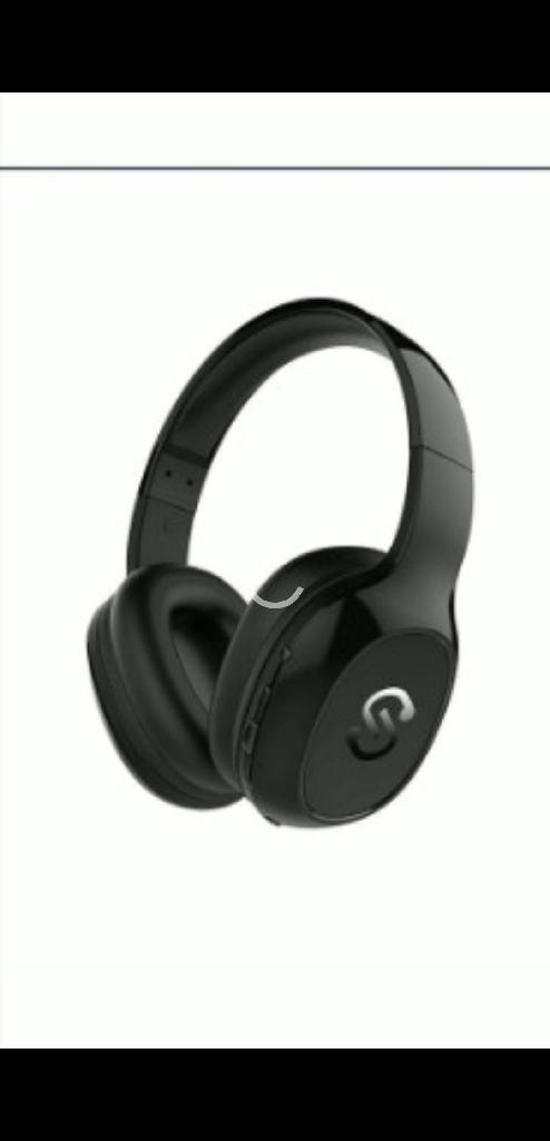 Wireless SoundpPEATS Bluetooth headphones, DJ