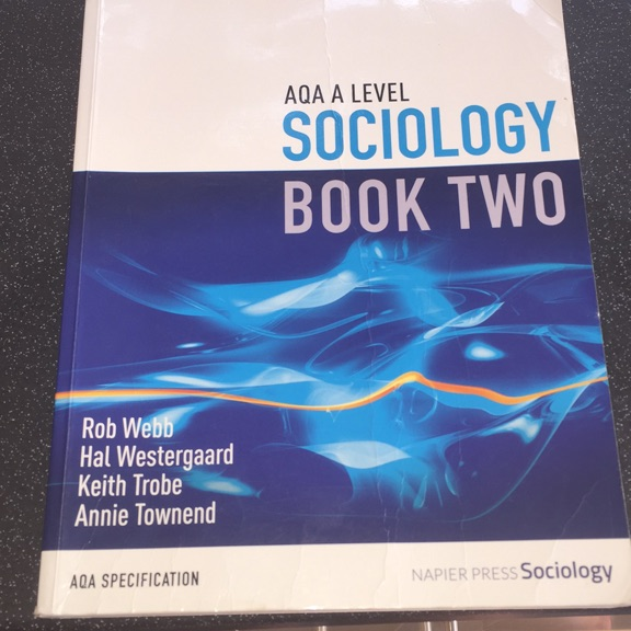 AQA A-level Sociology (Book two)