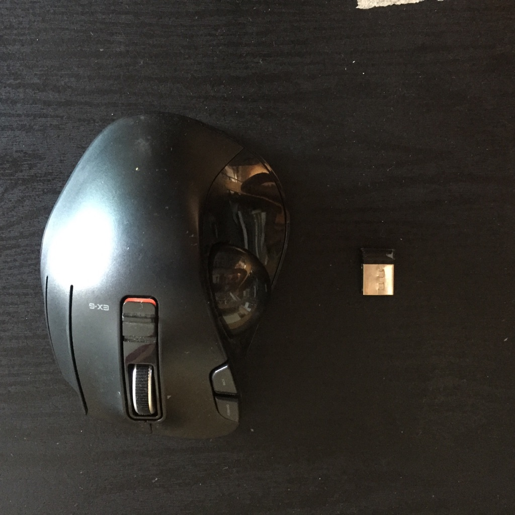 Exg wireless mouse