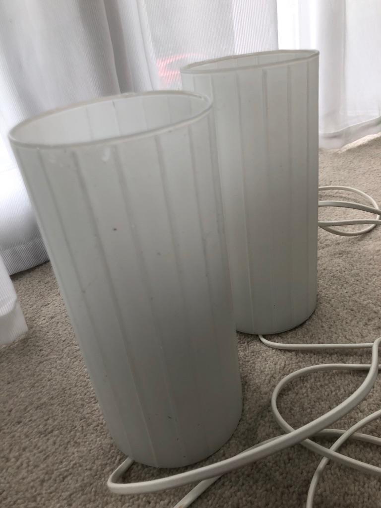 IKEA Bedside Lamps