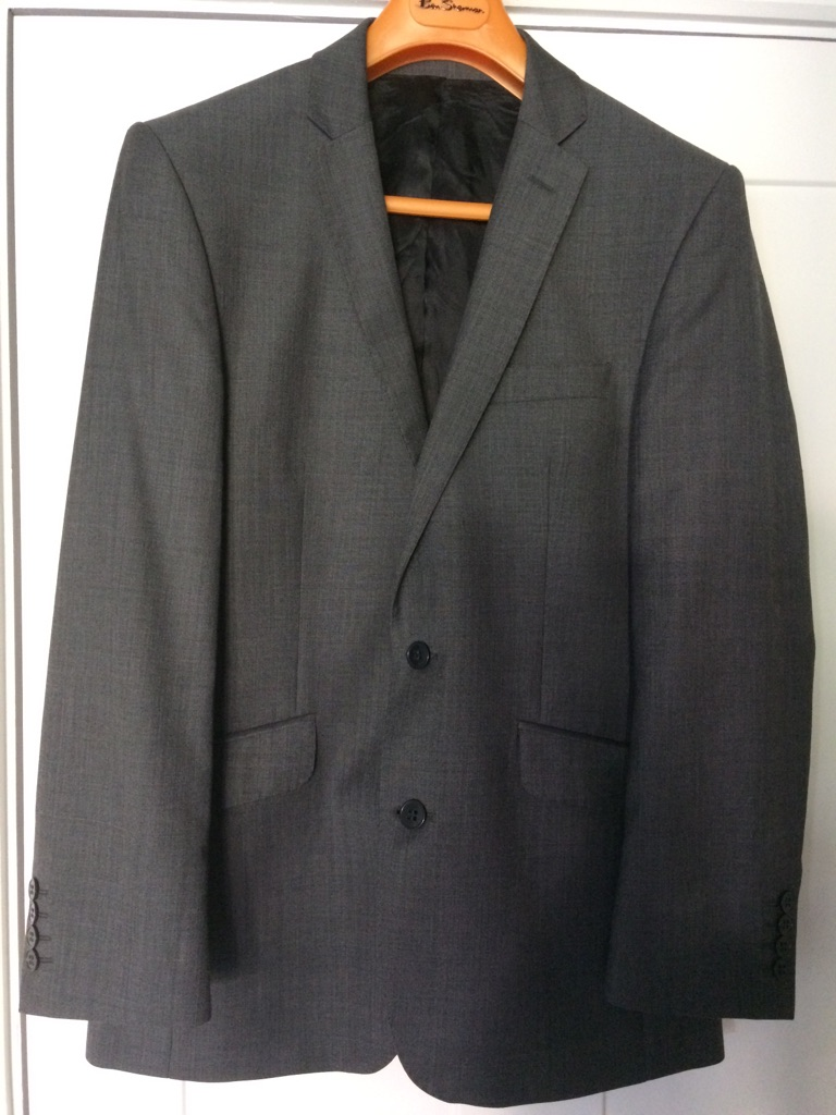 Men's 2 piece suit Ben Sherman
