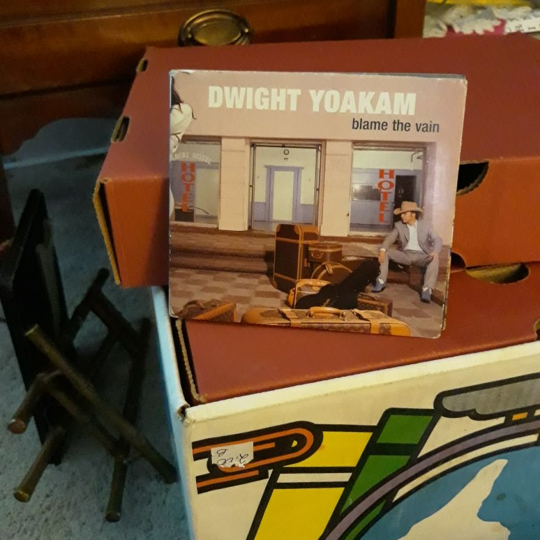 Dwight Yoakam Blame The Vain