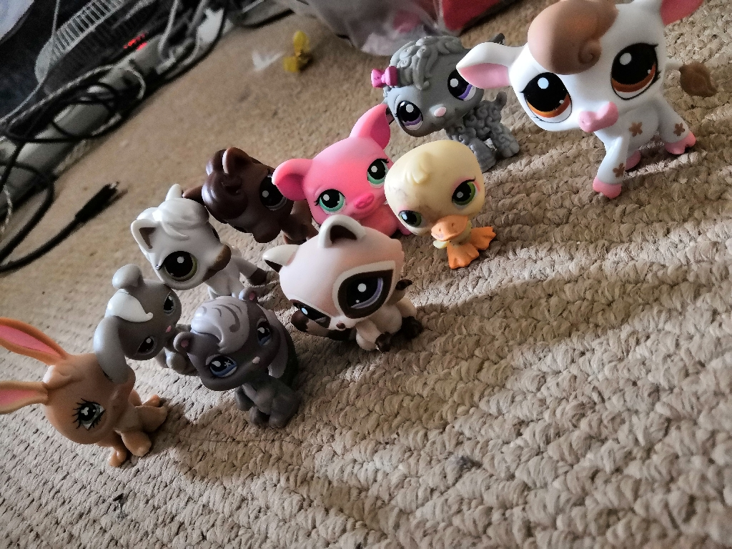 HUGE Littlest Pet Shop Collection