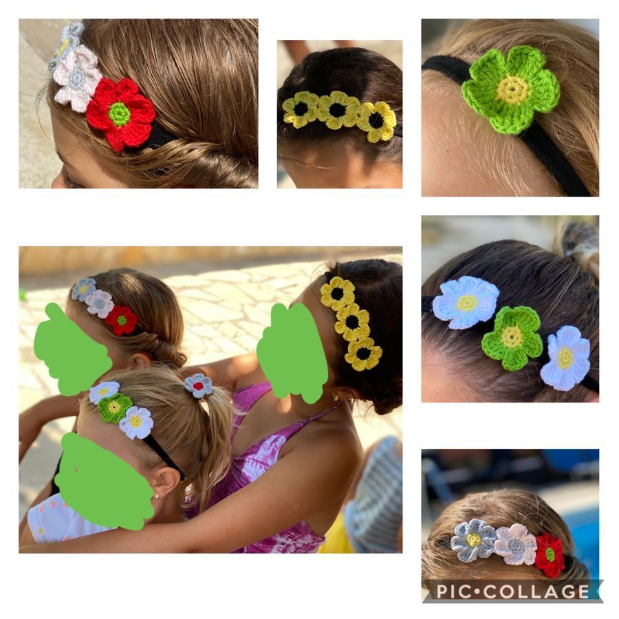 Flowers Headbands
