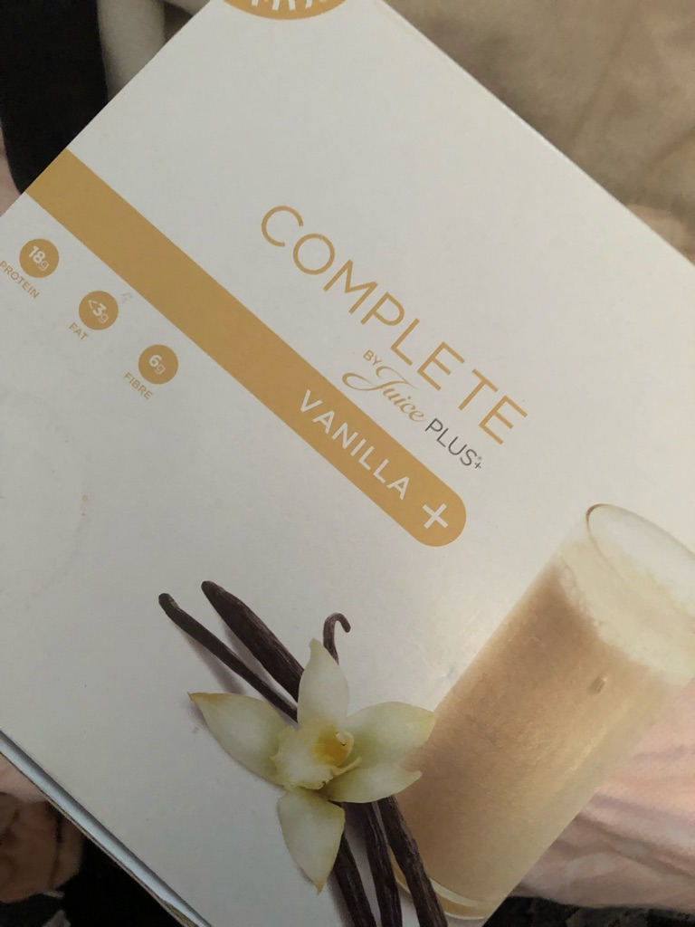 Complete juice plus powder