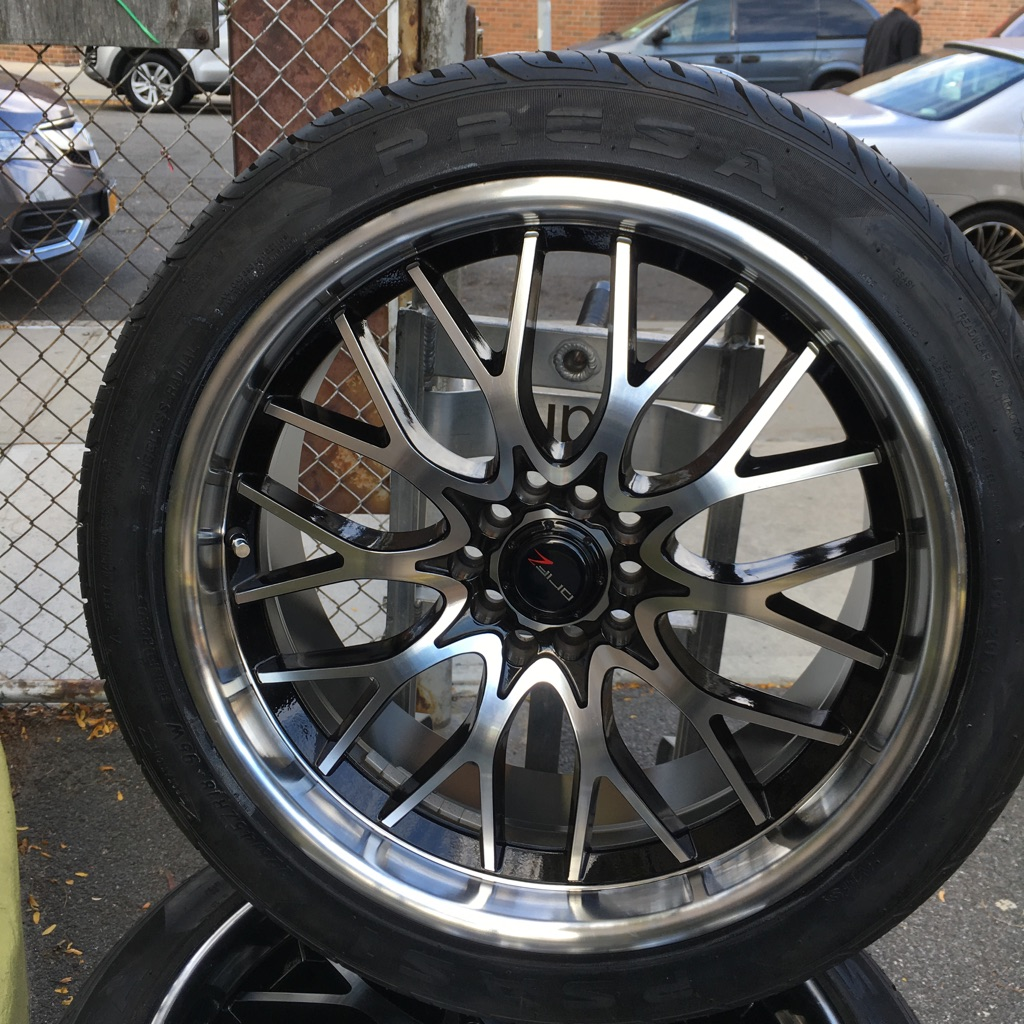 Brand New 18in rims With Tires