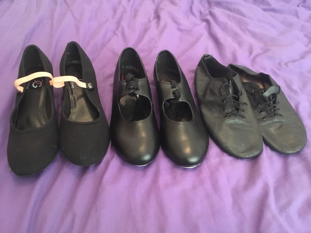 Dance shoes!