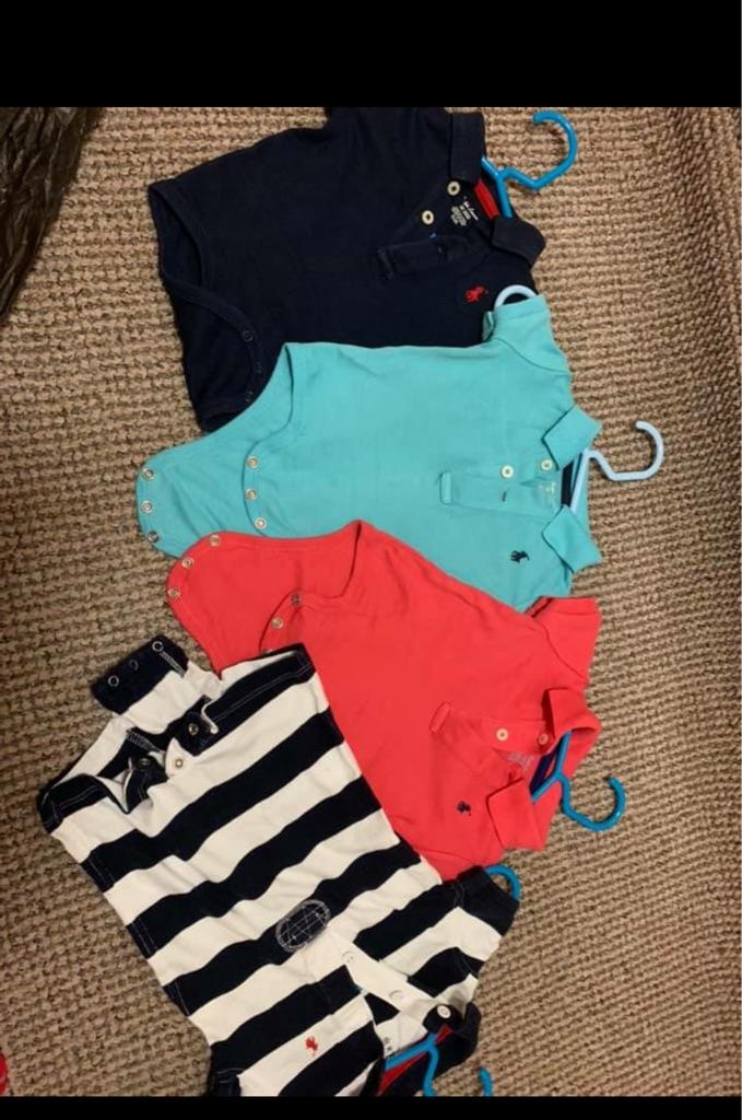 Ralph Lauren baby clothes size 0/3