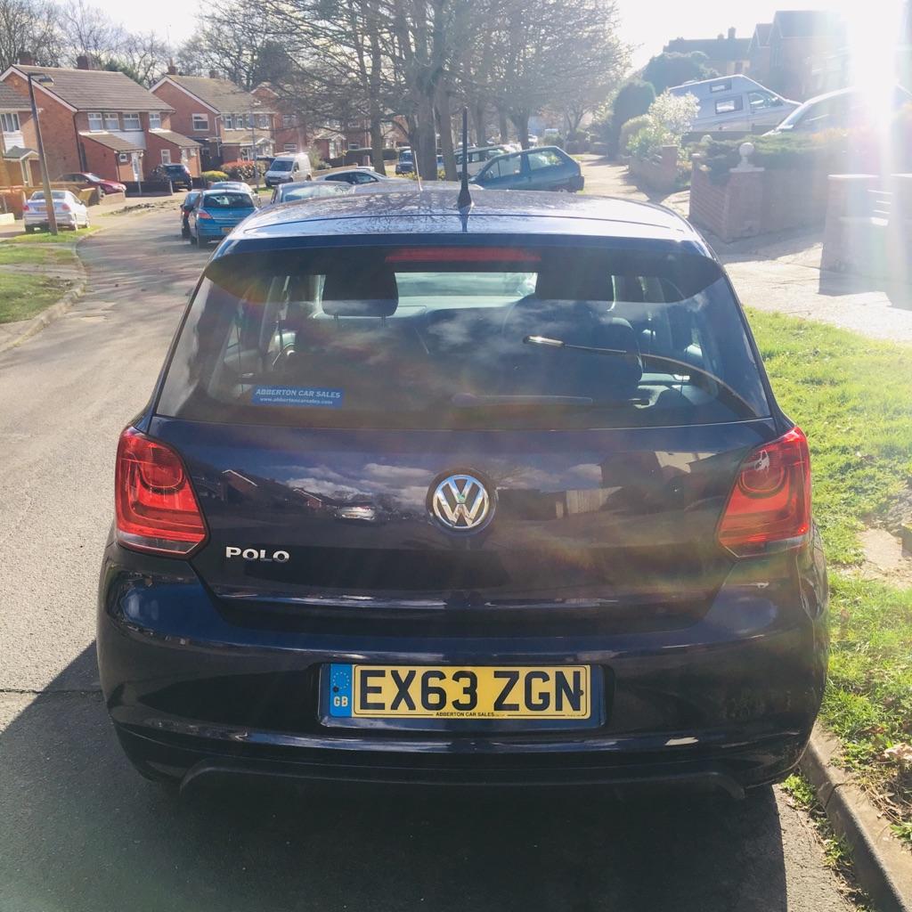 VW Polo R-Line