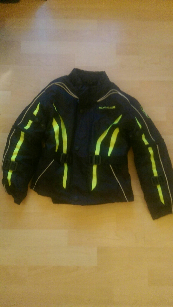 Children's motorcycle clothing