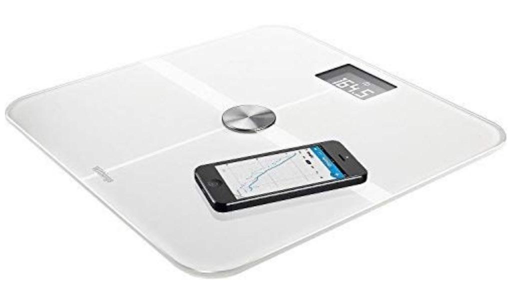 Withings Smart Body Analyzer - White