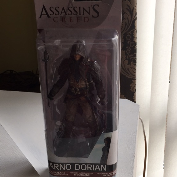 Assassins creed figure