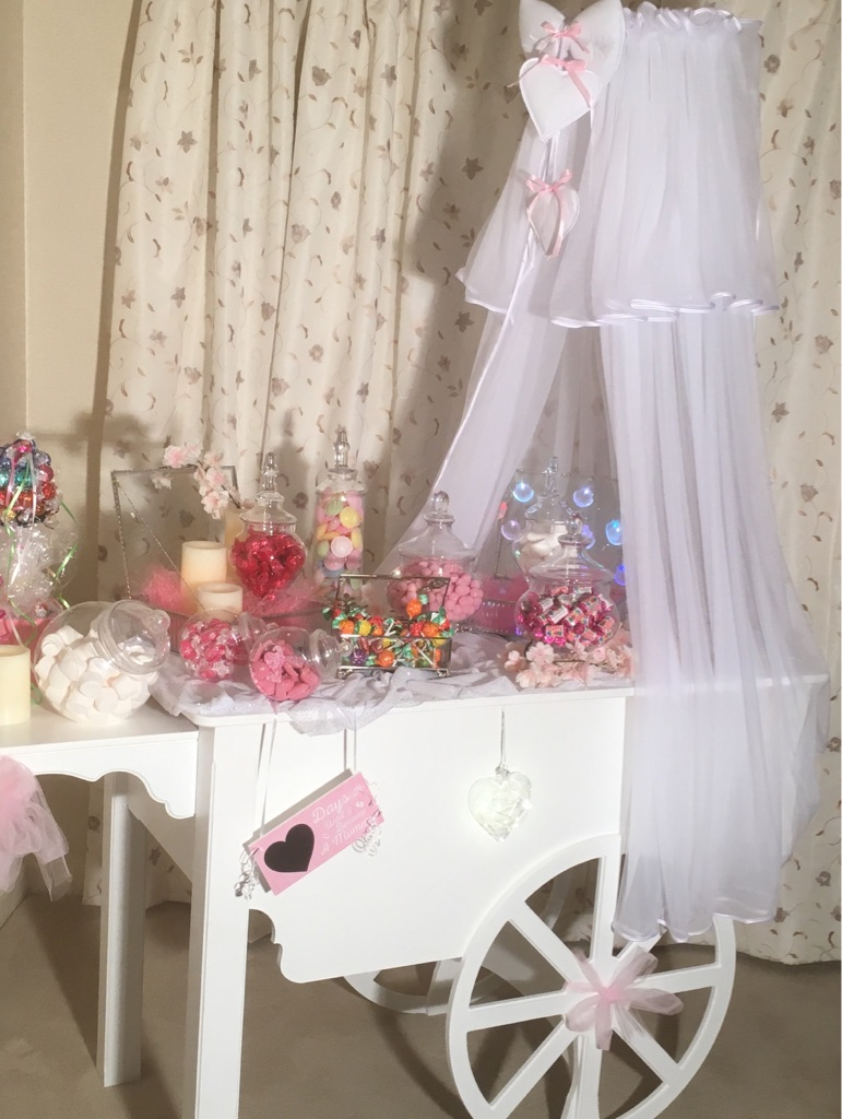 Candy Cart Hire - Baby Celebrations