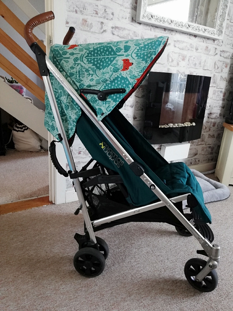 Mamas and papas urbo bug stroller