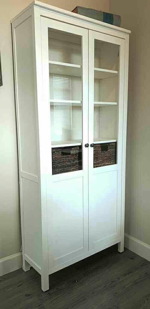 Display Cabinet white *like new