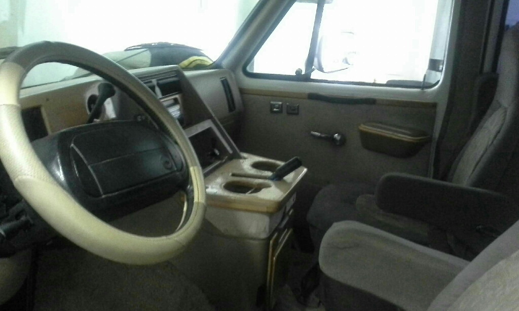 94 Custom Chevy G-20 Series Cargo Van