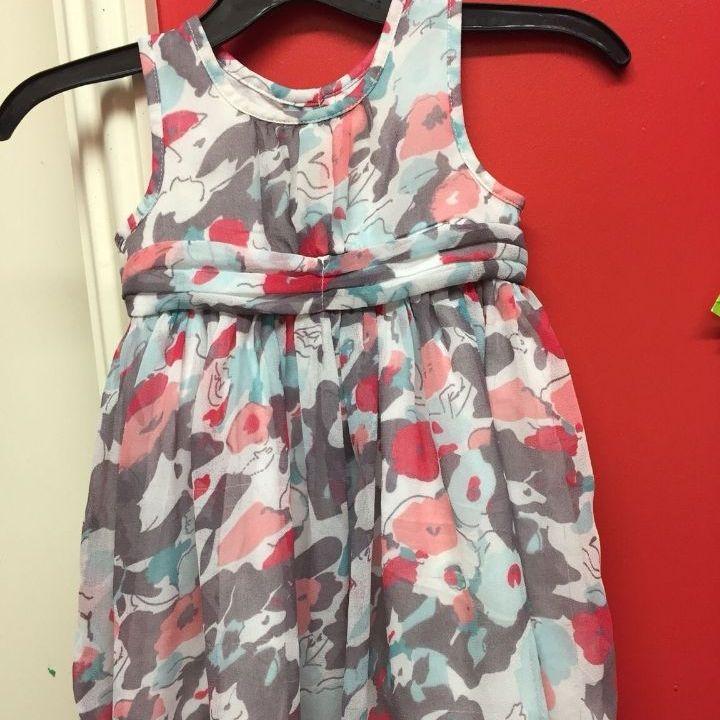 Girls dress 6-9m