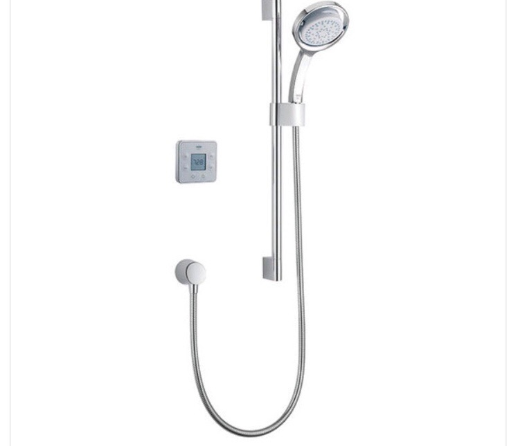 Mira Vier digital shower