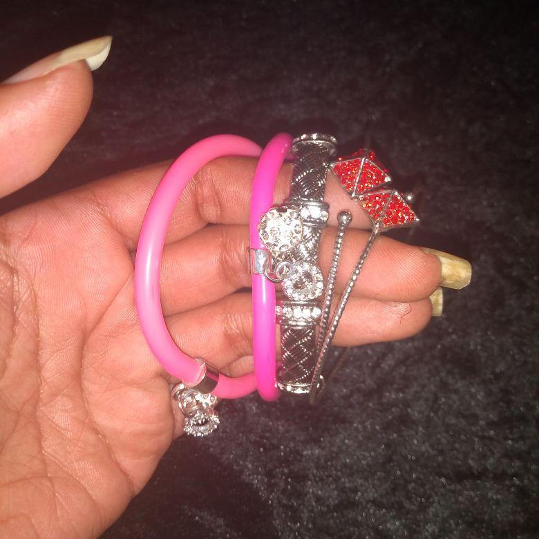 Kid Bracelet lot 5pcs