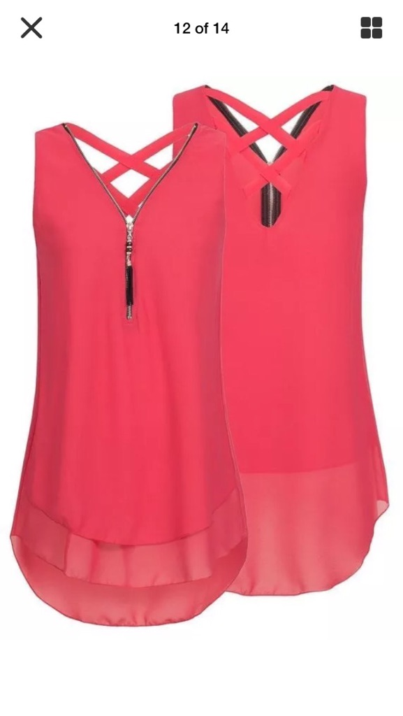 Lady's tops new